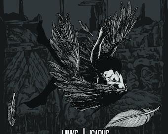 Hinks EP - 'Icarus'