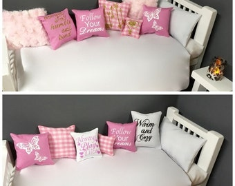 Decorative Doll Pillows