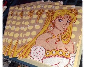 Princess Serenity ~ Prints