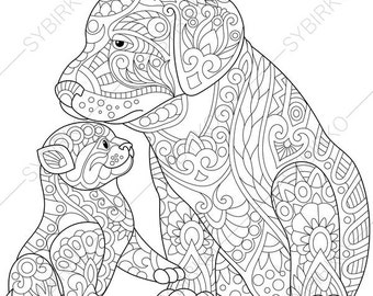 93 Download Doodle Coloring Book