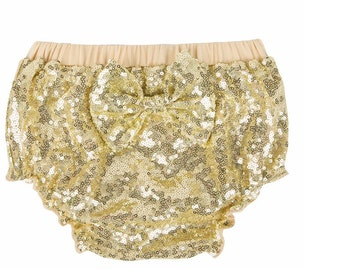 Cute Sequins Bloomer