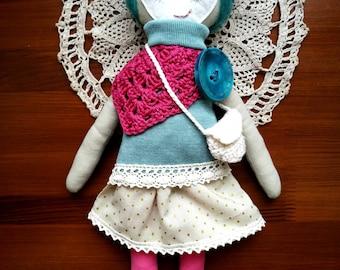 Amelie the Kaleja Doll