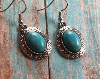 Southwest Earrings Southwestern Earrings, Southwest Jewelry, Dangle & Drop Earrings, Southwestern Jewelry, Earrings