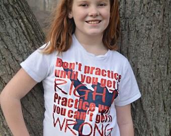 Taekwondo, martial arts, karate, practice, inspiration shirt