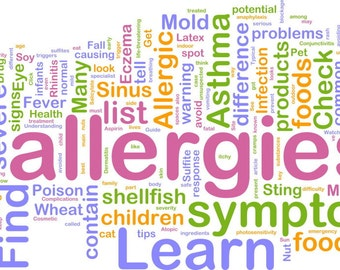 """Essential Oil """"Allergy"""" Inhaler"""