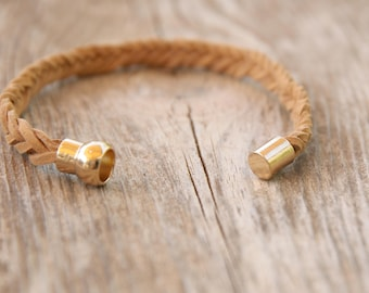 Bracelet braided, wish bracelet, Brown braid bracelet, friendship bracelet, Simple Bracelet, Indian bracelet, Simple and modern bracelet