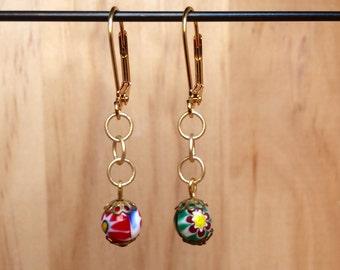 Petite Color Pop Earrings