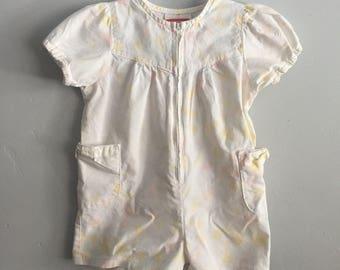Pattiwhack Infant Girls Pastel Romper 3T