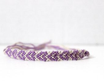 Purple Embracelet