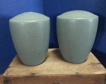 Vintage Noritake Colorware Salt & Pepper Shakers