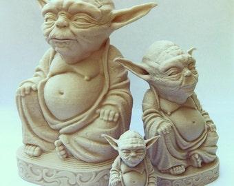 Buddha Yoda