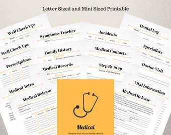 Medical Printable
