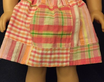 American girl doll  square