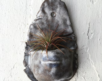 Face Shaped Wall Hanging
