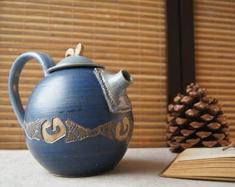 teapot, tea, herbal tea, ceramics, pottery, stoneware