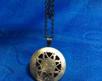 Aromatherapy Necklace - Star