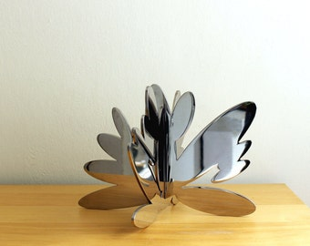 Modern sculpture metal House minimal gift home decor gift item design made in Italy