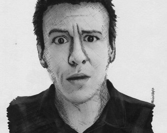 Philip DeFranco/PhillyD Realism Drawing
