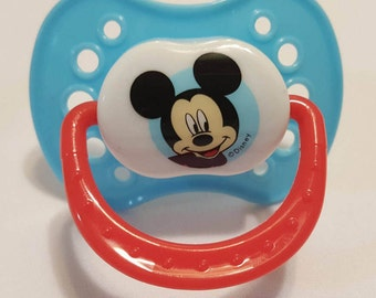 Adult Baby Mickey Mouse Nuk 5 Pacifier ABDL