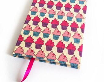 Sketchbook cupcakes