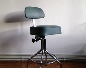 Chair of workshop or architect / France / industrial