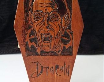 Dracula, Bela Lugosi, Coffin Box