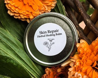 Skin Repair Herbal Healing Balm