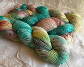 Sugar Rush on Nest Sock Yarn