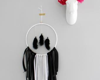 Dream catcher Dreamcatcher - Black swan