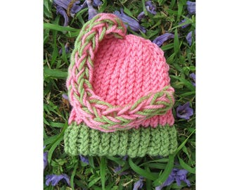 Baby Girl's Funky Hat