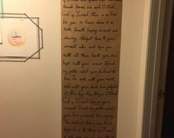 Chic Quote Paper Banner