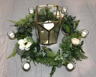 Centerpiece Table Wreath