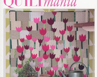 QUILTmania The Quilt Magazine No 118 March April 2017 Free Domestic Shipping!
