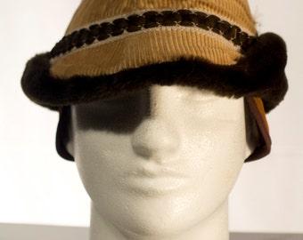 TRAVLER Hat By: Country Gentlemen / Medium / Winter Hat