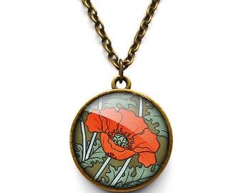 Poppy Necklace (AN07)