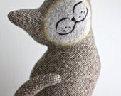Southwick Cat - Wool Plush