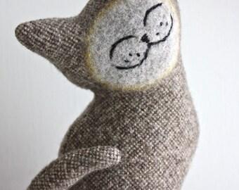 Southwick Cat - Wool Plush