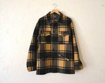 Vintage Pendleton Wool Flannel Jacket
