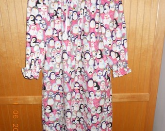 size  8 girls nightgown
