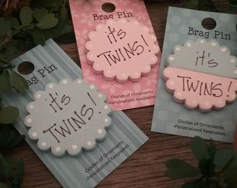 New Twins, Twin Baby Gift, Shower Gift, Baby Gift, Baby Accessory