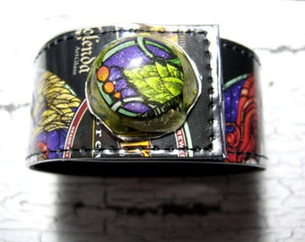 Founders Mosaic Promise Wrist Cuff with Hops Snap