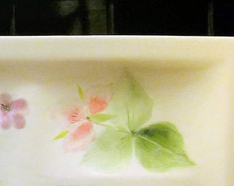 ONE OF a KIND Ceramic Wall Art made with real flowers
