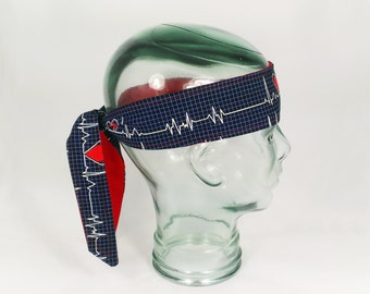 Medical Head Wrap Nurse Headband doctor gift under 10 nurse gift nurse headwrap nurse bandana medical nurse hair accessories er gifts nurses