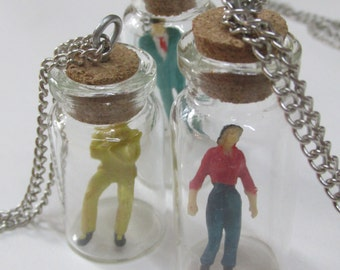 Little People Necklace