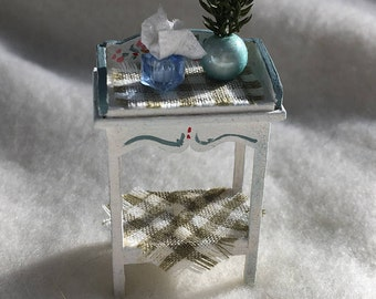 Dolls House Luxury Hand made 1/24th Washstand - NEW SPRING 2017