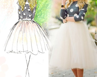Custom portrait illustration ,Custom Fashion illustration, custom portrait, custom illustration , portrait illustration