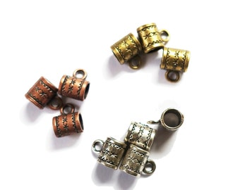 Pick color: 4 Dreadlock beads