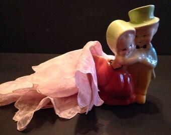 Vintage Handkerchief Wedding Gift