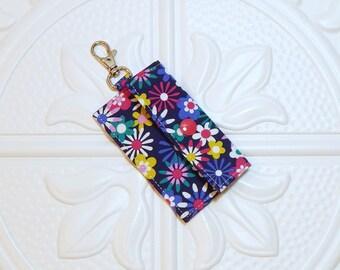 Lip Balm Holder - Chapstick Cozy - Lip Balm Cozy - Chapstick Keychain Holder - USB Holder