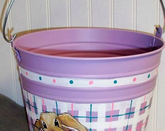 Girl's Easter Basketl--will personalize